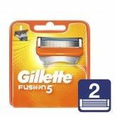 Gillette Fusion5 Maquinilla Afeitar, 3 Recambios