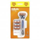 Gillette Fusion5 Maquinilla Y 3 Recambios