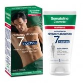 Somatoline Cosmetic Hombre Tratamiento Cintura Y Abdomen 7 Noches 150ml