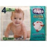 Chicco Dry Fit&Fun Maxi Pañales Talla 4 8-18kg 19 Unidades