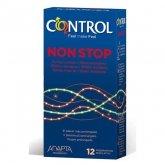 Control Non Stop Preservativo 12 Unidades