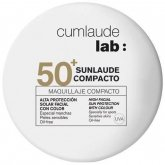 Cumlaude Sunlaude Spf50 Compacto 01 Light 10g