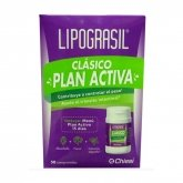 Lipograsil  Clásico Plan Activa 50 Comprimidos