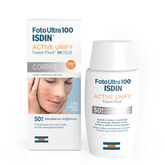 Isdin Fusion Fluid Active Unify Spf50+ Con Color 50ml