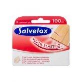 Salvelox Apósito Textil Tiras Recortables 12x10cm